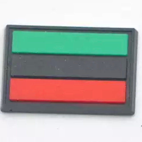 Pan African Flag Jibbit