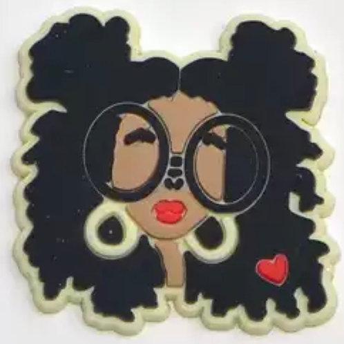 Diva w/glasses jibbit
