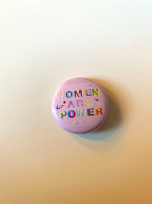 Women are Power 1""