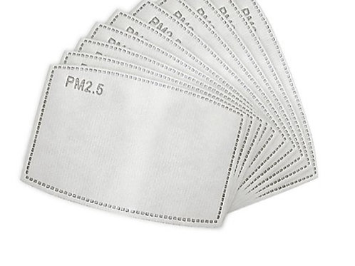 Disposable Filters Set of 3