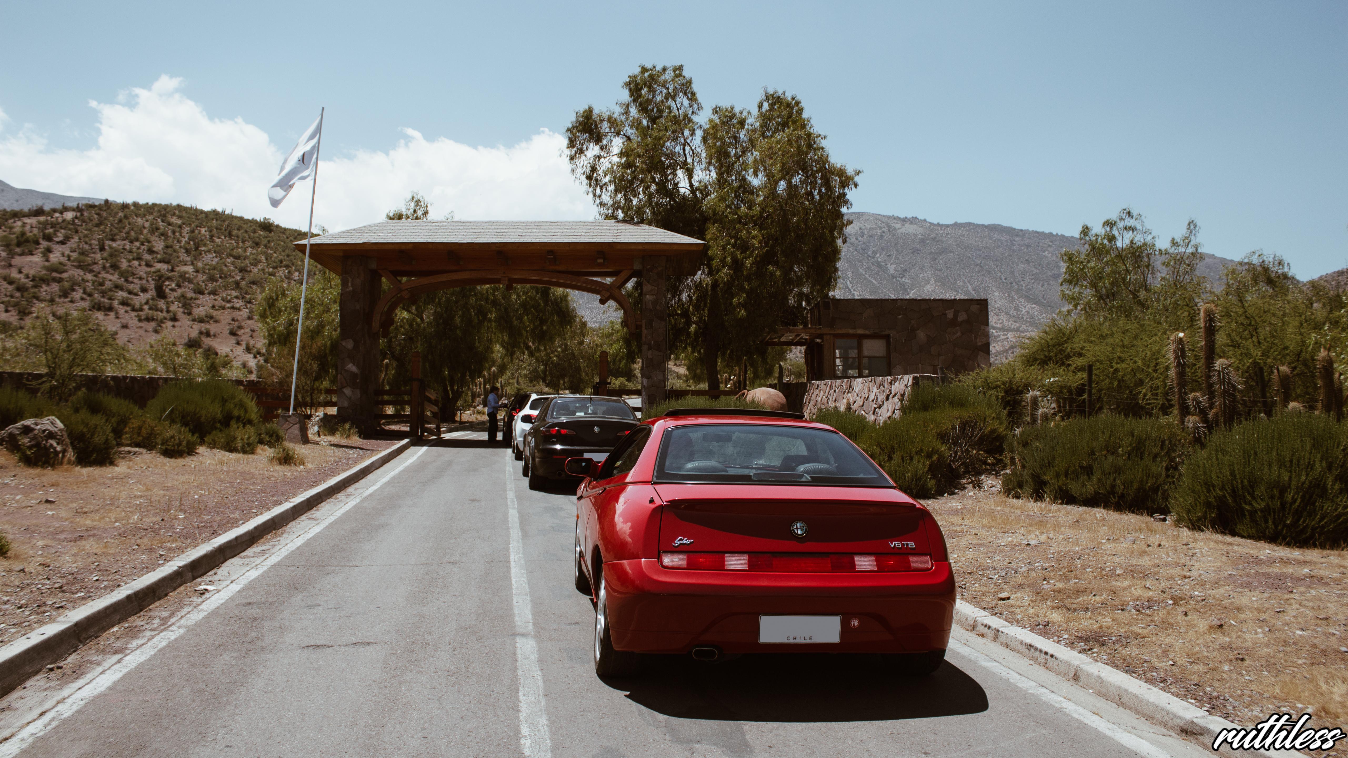Ruta Valle Aconcagua 2017
