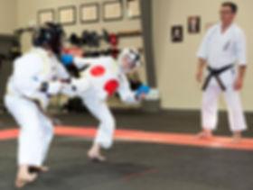 kata kumite dojo tournament