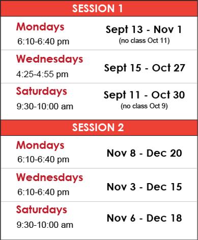 Kicksart_Fall Schedule 2021.png