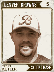 Kutler Baseball Card