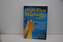 High-Five Teaching book