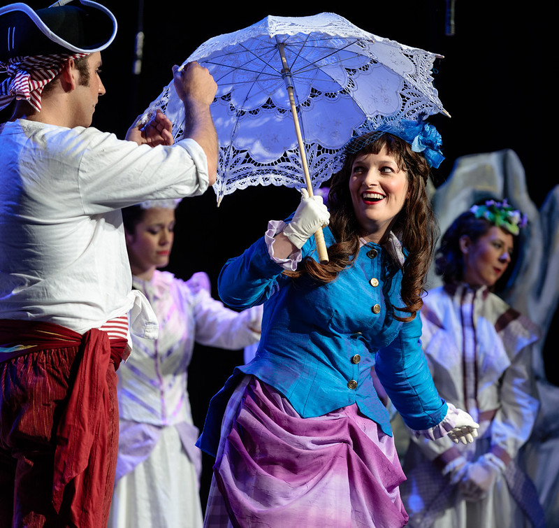 "Maybel ""The Pirates of Penzance"""
