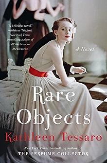 Rare Objects book cover