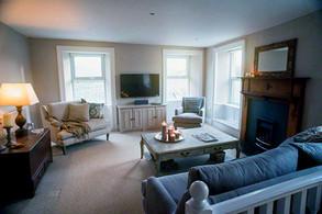 Dual aspect living room