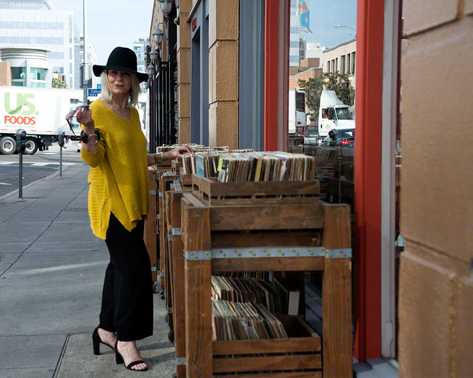 Hollywood and Vinyl