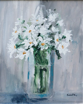 Daisies for Farrier House