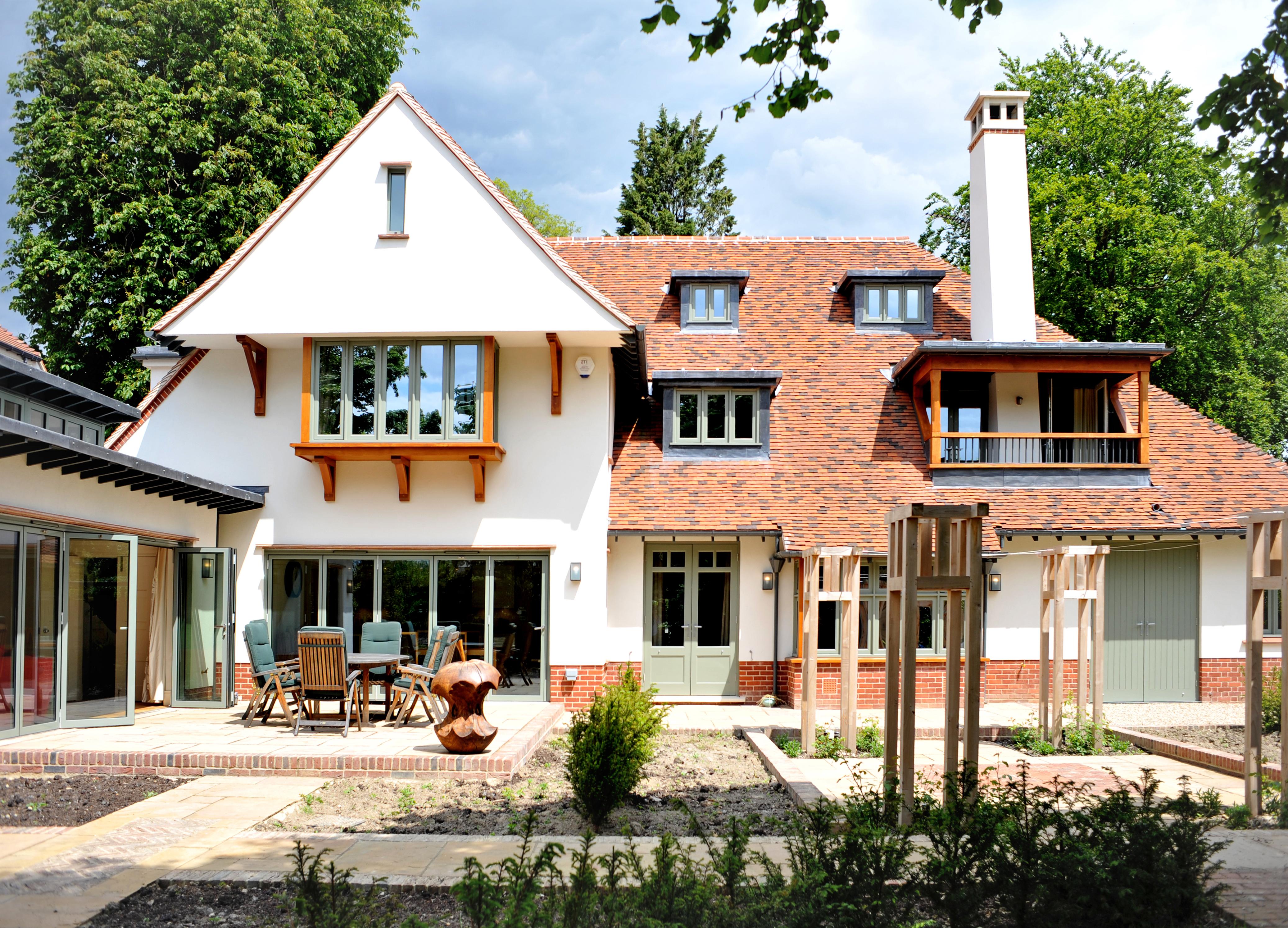 architect house cambridge traditiona