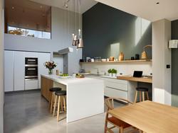 london architecture kitchen