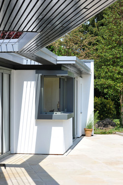 architect cambridge extension corner window