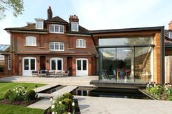 architect extension cambridge glass