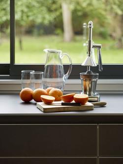 remodelling kitchen juicer