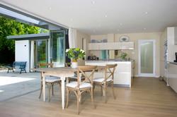 architect cambridge extension ktichen dining