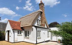 architect cambridge extension cottage elevation