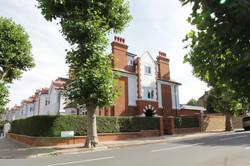 architect london remodelling side elevation