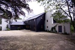 architect house essex timber slate