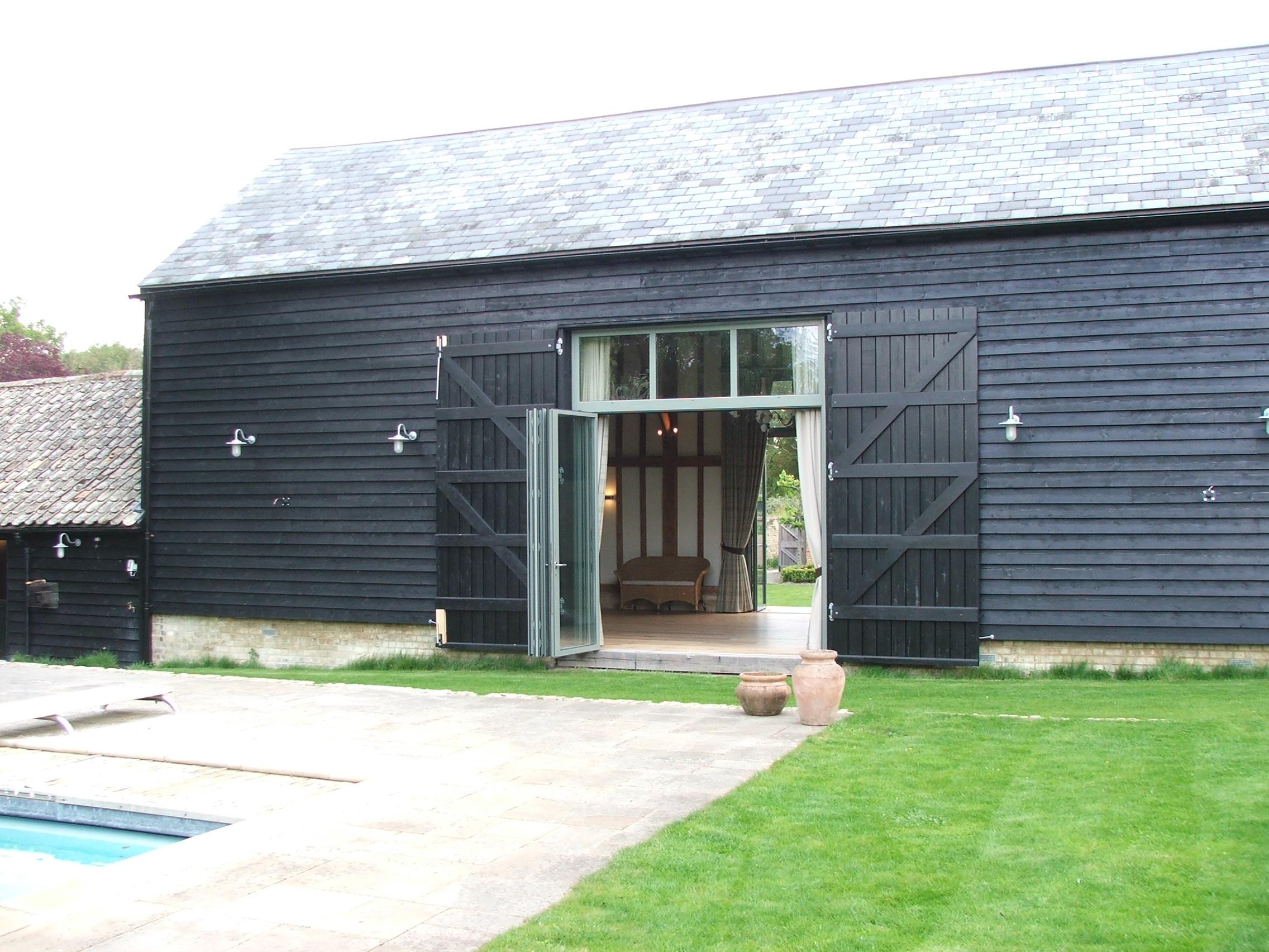 The Bury Barn