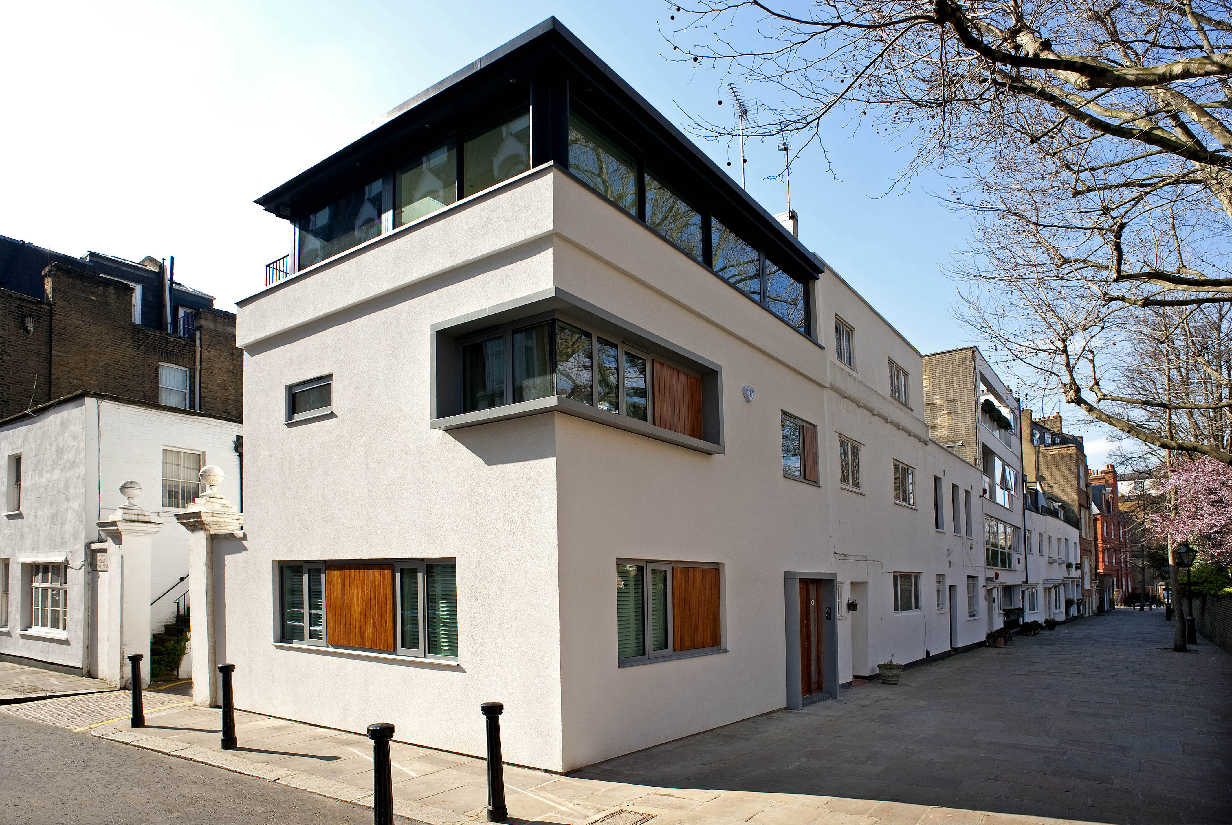 architect extension chelsea glass re