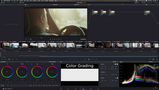 MAKING OF #Family. Evrone - Color Grading