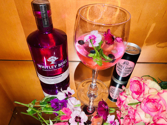 The Splendour of Whitley Neill's Gin