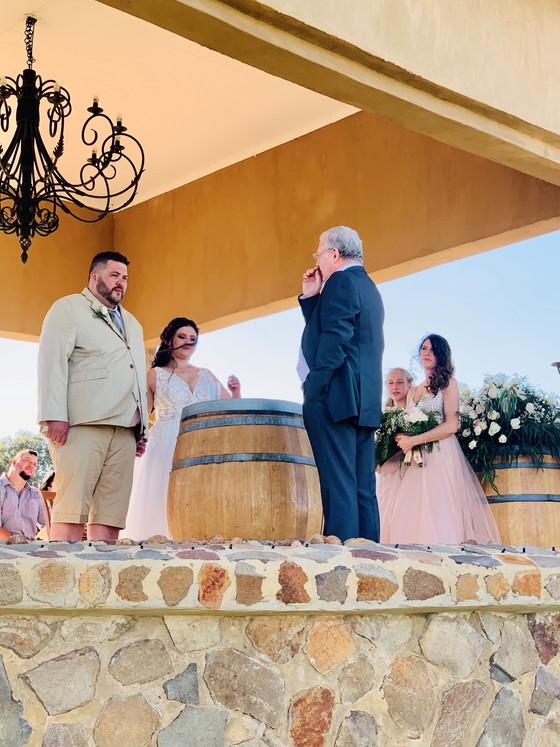 Labyrinth wedding
