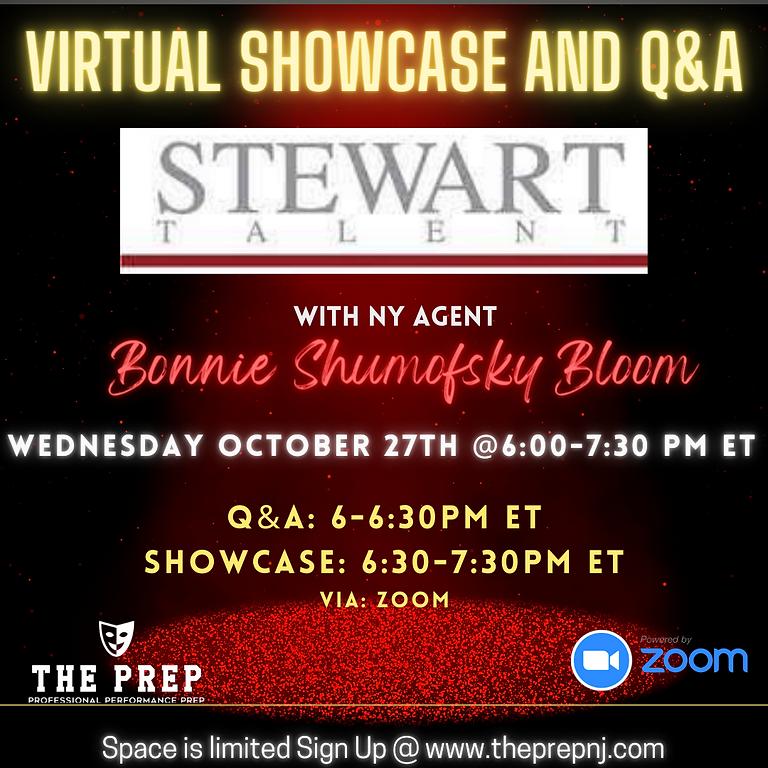 Stewart Talent Showcase/ Q&A