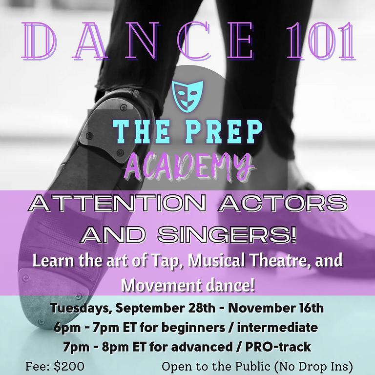 Dance 101- Prep Academy