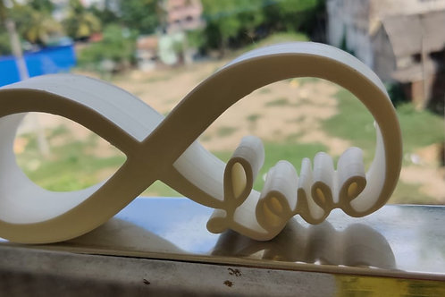 INFINITY LOVE STATUE