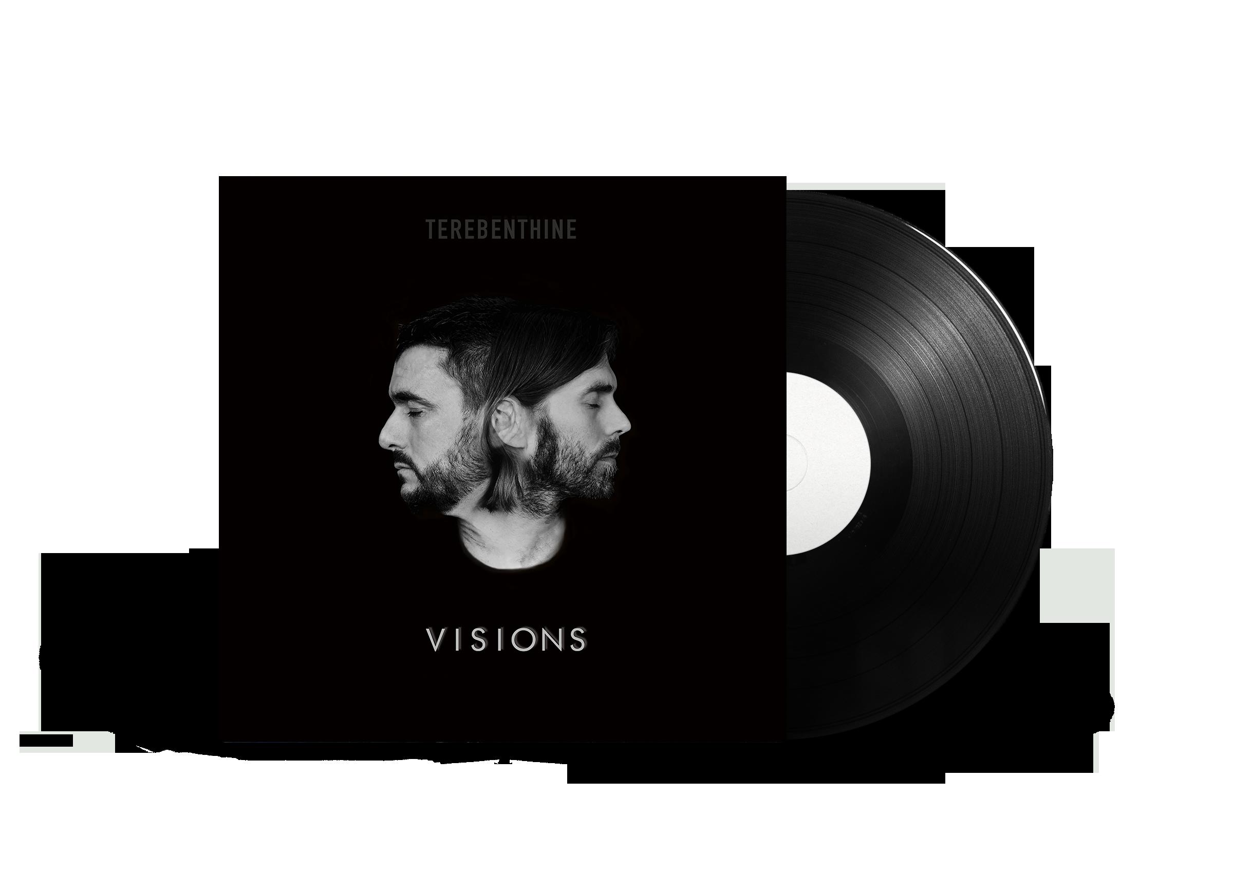 """Térébenthine album """"VISION"""""""