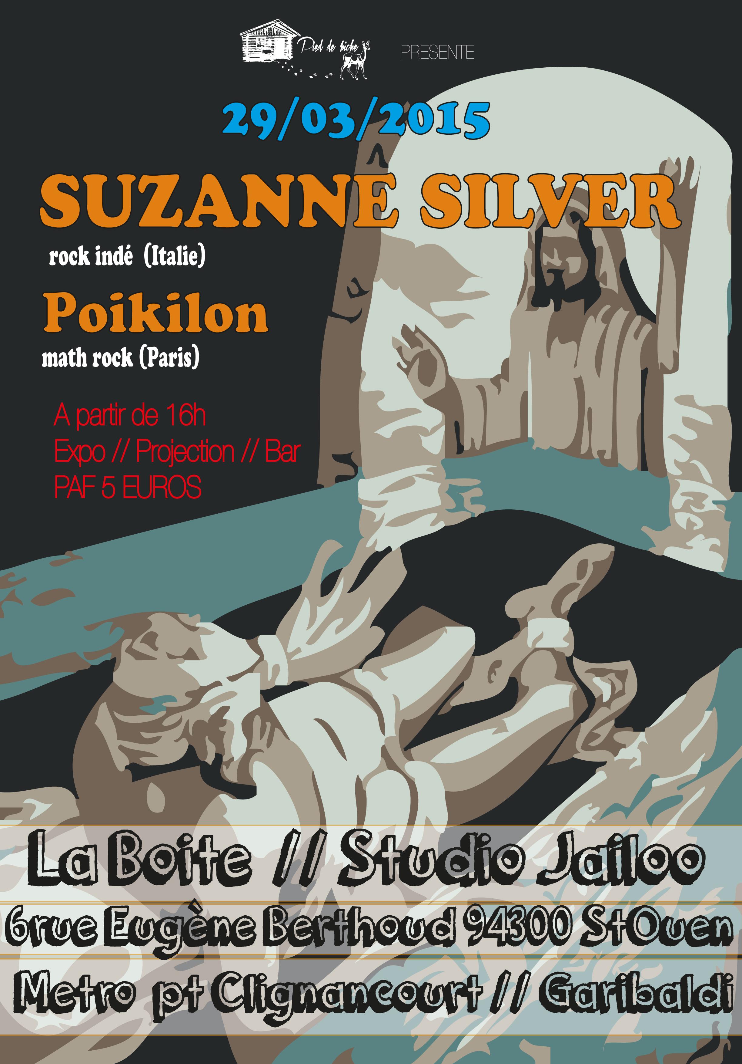 Suzanne' Silver
