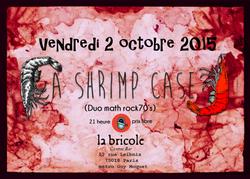 A shrimp case