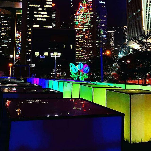 #40hexaedres #lightart #lightfestival #m