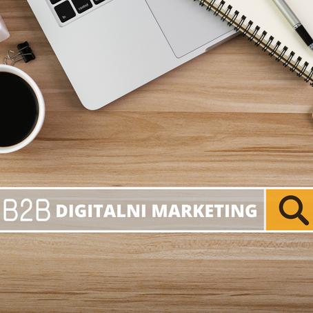 B2B taktike za jačanje vaše digitalne prisutnosti + besplatan obrazac