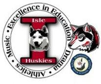 Isle Public Schools link