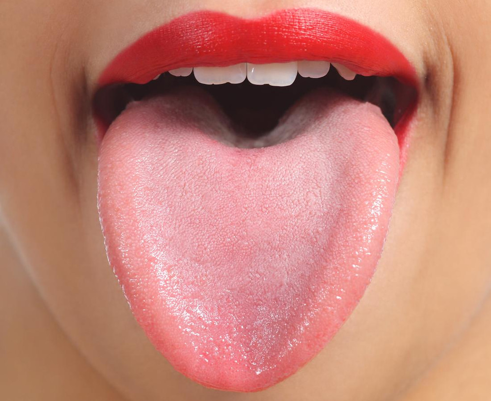 Tongue diagnosis in acupuncture