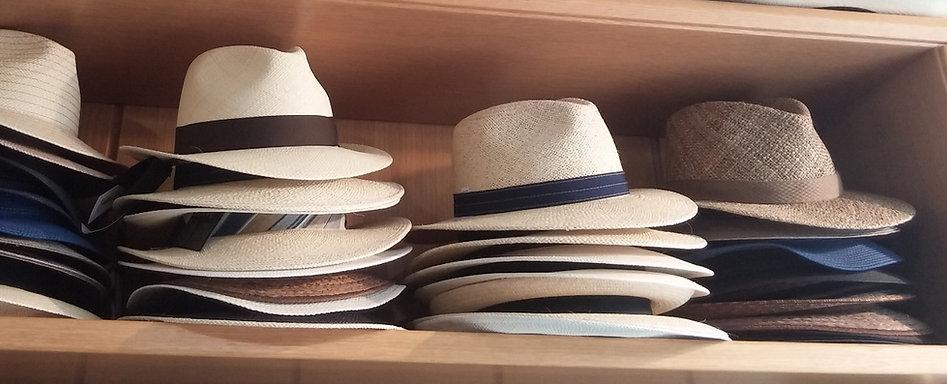 Ein Ausschnitt unseres Hüte Angebot