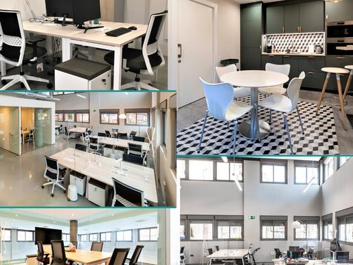 Espacios de trabajo inspirados en Silicon Valley
