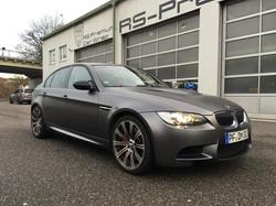 BMW M3 Matt Grau 1