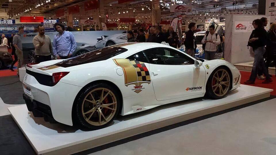 Ferrari Beschriftung - 2