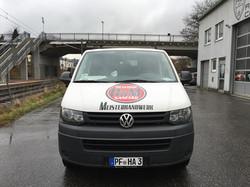 Beschriftung VW T5 - 2
