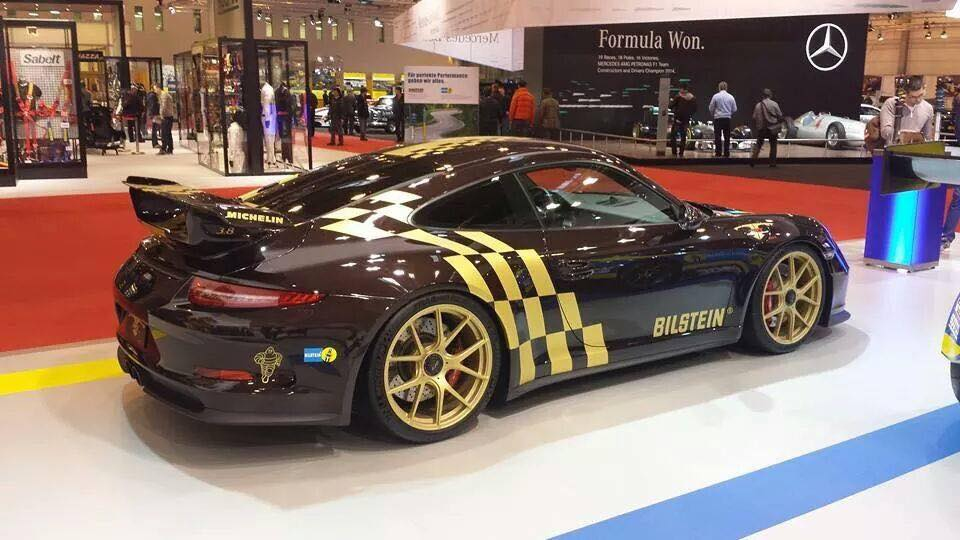 991 GT3 Folierung -3