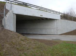 A52, Unterführung Längistrasse, Egg