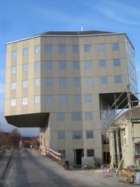 Baudienstzentrum Kohlendreieck, Zürich