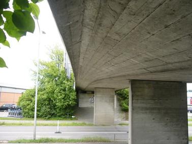 Überführung Fahrschulstrasse, Kloten