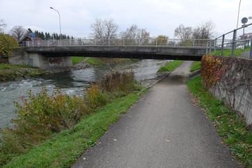 Glattbrücke Wehntalerstrasse, Höri