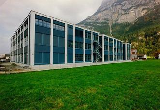 Industriegebäude Kolthoff, Erstfeld