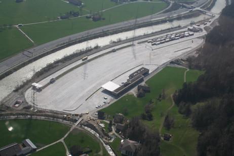 Schwerverkehrszentrum Uri, Erstfeld
